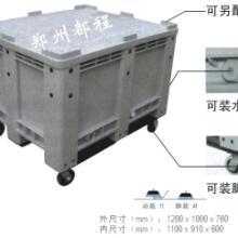 优质优价 河南塑料卡板箱-郑州塑料卡板箱-长沙塑料卡板箱图片