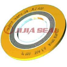 供应金属缠绕式垫片JJ-600不锈钢石墨四氟批发