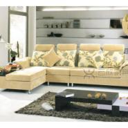 简约布艺组合沙发图片