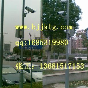上海市4米5监控立杆厂家图片