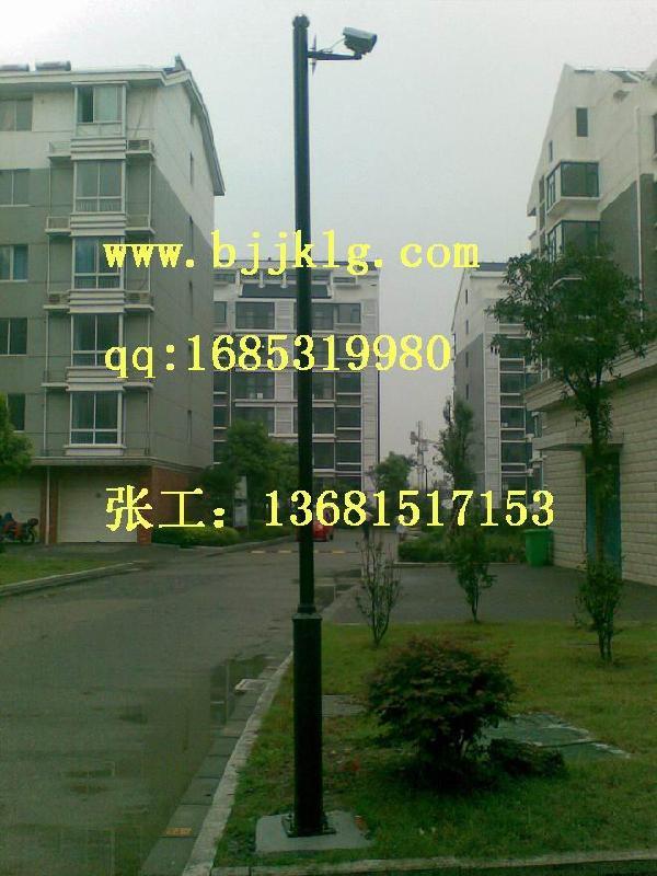 供应北京4米监控立杆直销商,北京4米监控立杆供货商,北京4米监控立杆