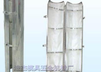 塑料注塑成型机料筒保温罩图片