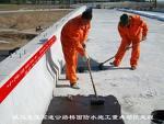 供应南京友邦老式隔热板屋面渗漏水解决方案图片