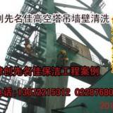 供应瓷砖清洗港口塔吊清洗