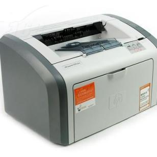 惠普1020plus打印机图片