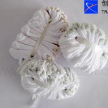 供应上海白色全棉手部防护防滑手指套直销高品质工业级批发