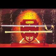 供应金英佩剑,三军指挥刀,部队纪念品,元帅佩剑