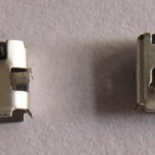 供应MICRO5P母座两脚贴片SMT【有柱与无柱】MICRO5批发