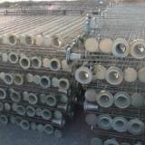 供应骨架、除尘骨架、除尘袋笼、镀锌除尘骨架——10根丝带文氏管