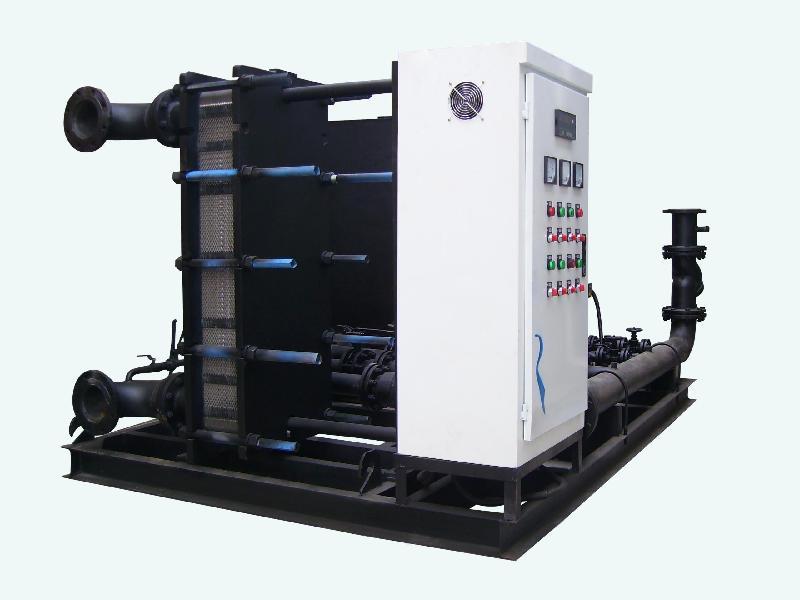 供应山西太原智能板式换热机组3