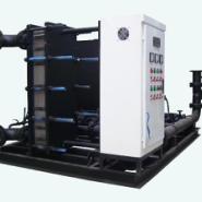 山西智能板式换热机组图片
