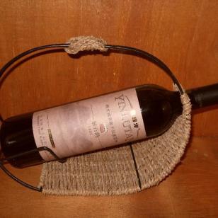 饮露潭1992干红葡萄酒图片