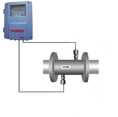 供应超声波流量计,插入式外夹式超声波流量计