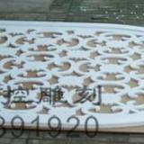 供应PVC雕花板/镂空板/背景墙隔断屏风