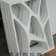 J61雕花板/PVC镂空板/背景墙隔断图片