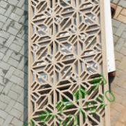 J97雕花板/镂空板/背景墙隔断玄关图片