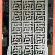 J17雕花板/镂空板/屏风隔断图片