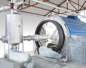 供应废橡胶炼油的最新环保设备图片