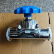 供应卫生级隔膜阀,不锈钢卫生级隔膜阀