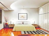 上海闵行七宝居室保洁地毯清洗图片