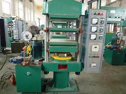 供应平板硫化机,50T标准平板硫化机_标准平板硫化机,鑫城国际橡机