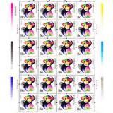 第三轮生肖邮票猴图片