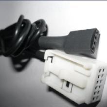 宏洁电子供应大众斯柯达车载音响AUX线大众斯柯达车AUX线批发