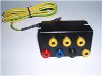 供应七孔防静电接地插座,L型七孔防静电接地插座,多孔静电接地插座