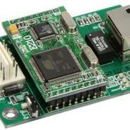 TTL/485串口转以太网模块图片
