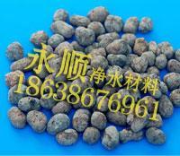 工业污水处理专用粘土陶料生产基地YS河南粘土陶粒滤料厂家价格