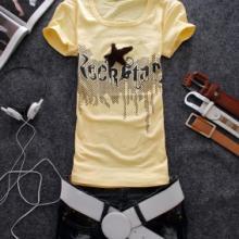 流行女式T恤外贸T恤外贸原单,瑞丽时尚女式T恤批发