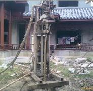 张家港冷风机水空调安装钻井队图片