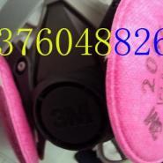 防甲醛用3M6200防护面罩图片