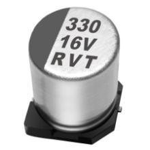 供应贴片铝电解电容RVT1U 50 45.4 价格
