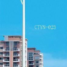 供应西安咸阳杨凌LED太阳能路灯厂家图片