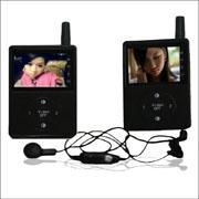供应双向视频对讲机、全双工双向可视对讲、2.4G无线对讲批发
