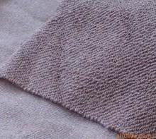 供应粘胶氨纶毛圈布