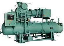 供应成都电镀冷水机,供应成都电镀冷水机、钛合金蒸发器、钛合金冷水机、图片