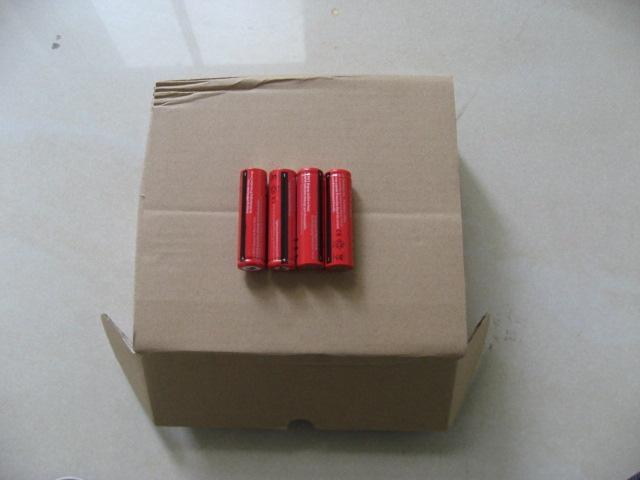 供应广东LED手电筒锂电池