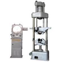 力推价WE系列度盘式液压万能试验机工艺精良液压万能试验机厂家直销图片