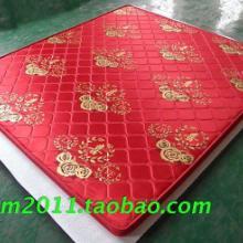 供应双人天然椰棕床垫品牌环保硬棕垫床批发