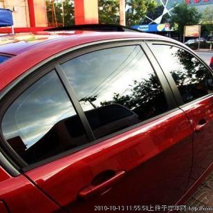 宝马320龙膜汽车贴膜AIR75图片