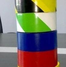 PVC地板警示胶带供货商,1cm*16M/PVC黄黑警戒线警示胶宁波PVC地板警示胶带批发