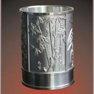 珠海会议礼品珠海纯锡礼品笔筒厂图片