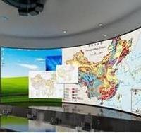 供应电力调度中心用大屏幕拼接系统