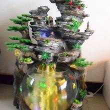 供应鱼缸的种类玻璃鱼缸振中工艺品鱼缸系列图片
