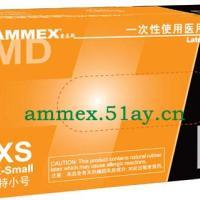 AMMEX爱马斯医用橡胶检查手套