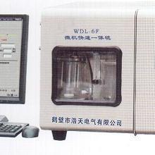 供应WDL-6F微机定硫仪微机快速一体硫微机快速测硫仪