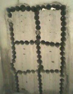 排孔-钻切打孔图片