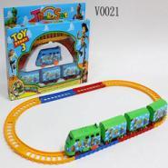 环保玩具总动员3电动轨道图片